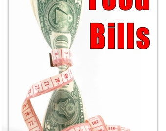 How to Control Food Bills (The Diet for the Food Dollar Plan)