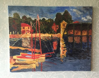 Copy of Claude Monet