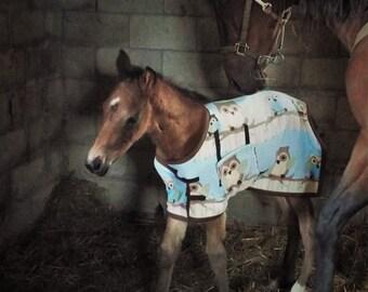 SEF Custom Foal Blanket