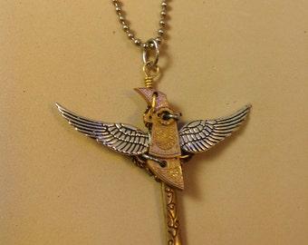 Bird of Peace pendant