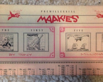 Maakies: The First Five Years