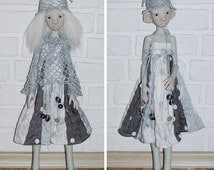 Ooak outfit for BJD SD dolls by Kaye Wiggs and similar size dolls