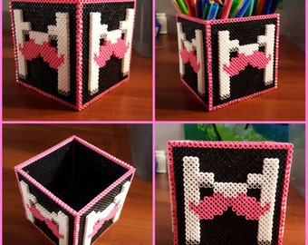 Markiplier Beaded Pencil/Storage Box