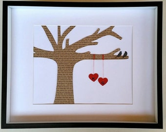 Tree of love and memories