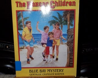 The Box Car Children The Blue Bay Mystery