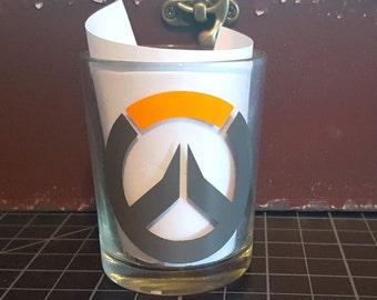 Overwatch shot glass