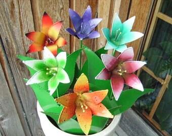 Mini Steel Lily