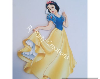 Snow White Cake Topper