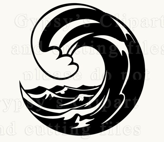 Wave Silhouette Images - Reverse Search