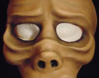 Twilight Zone Eye of the Beholder Nurse Mask
