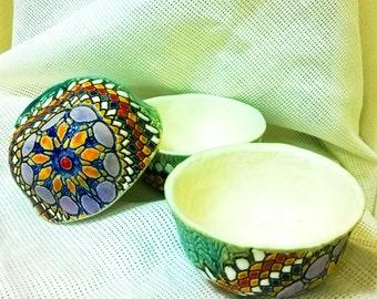 Сeramic bowl / Керамическая миска - пиала