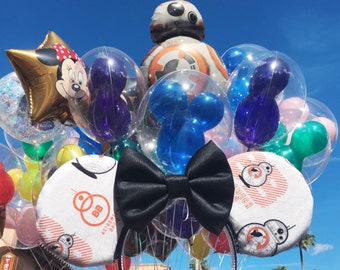 BB-8 Mouse Ears