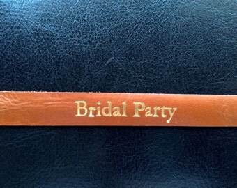 Bridal Party Bracelet