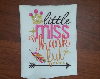 Little Miss Thankful