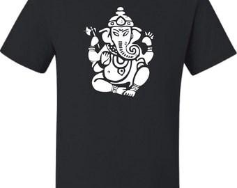 Adult Ganesh Lord Ganesha Hindu T-Shirt