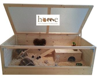 Super Large Pygmy Hedgehog Cage & Small Pet Home 120x60cm