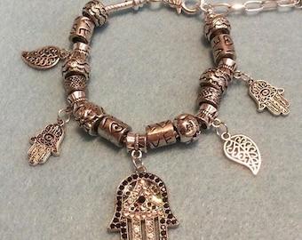 New hand made snake bracelet