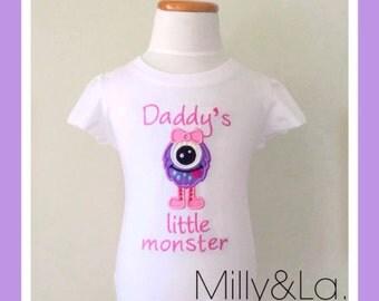 Daddy's little monster - Girl