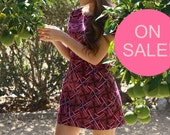 Mini Shift Dress | End of Summer Sale!