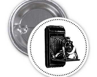 Badge camera vintage!