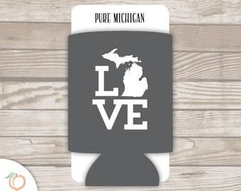 MICHIGAN LOVE . drink holder