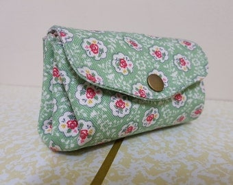 The Ashley Triple Layer Coin Purse Pattern