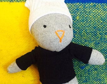 Adorable Handmade and Hand-sewn Creatures
