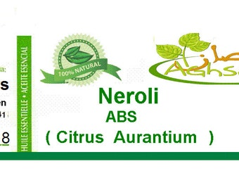 Neroli orange blossom essential oil pure