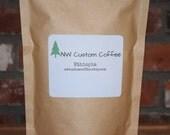 1 Pound of Ethiopia Fair Trade Coffee