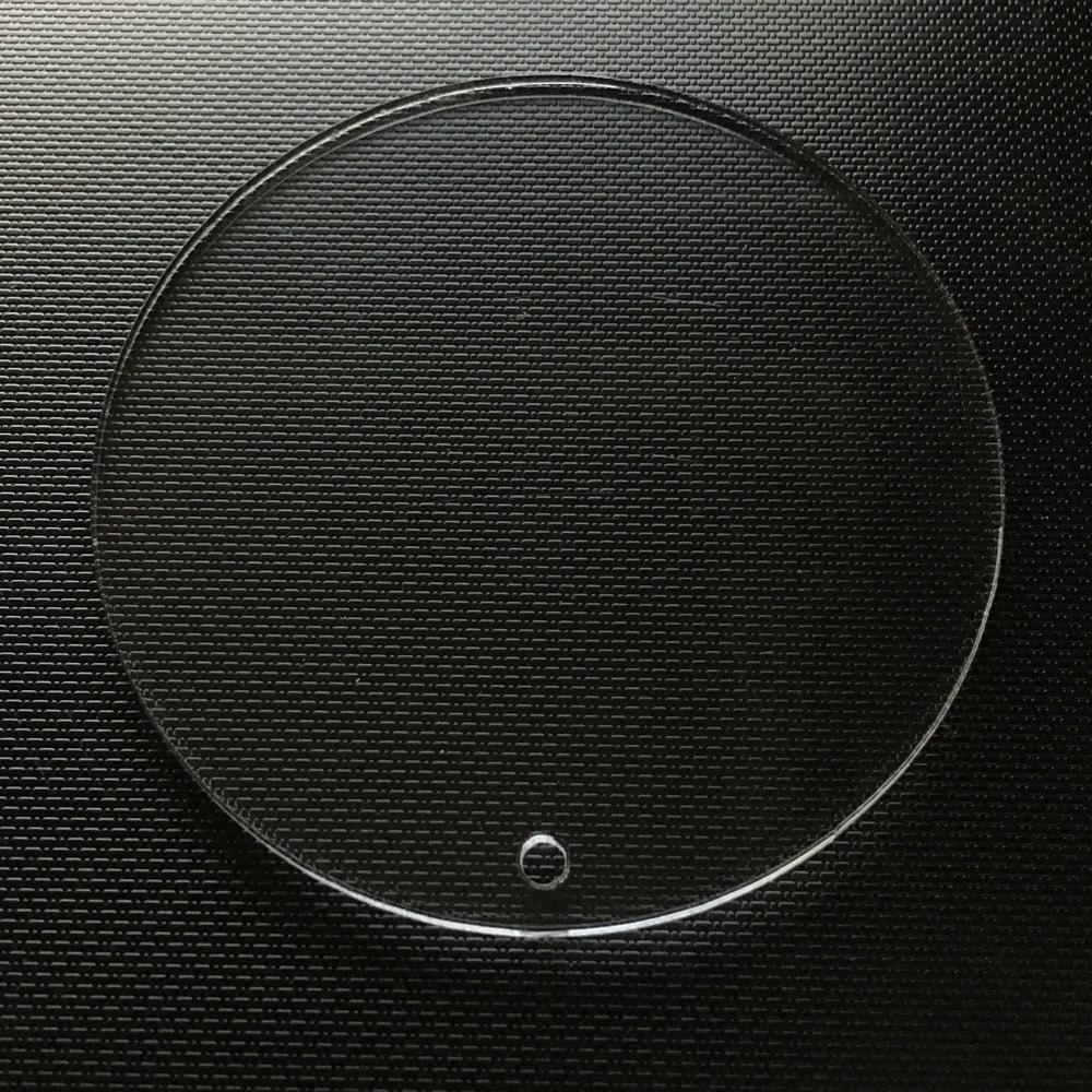 how to cut acrylic sheet circle
