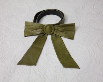 Belt vintage CHANTAL THOMASS - made in France