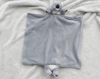 Baby Koala Bear Security Blanket