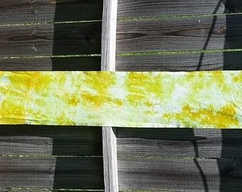 Hand Dyed Fabric- OOAK- 1/4 yard #9010