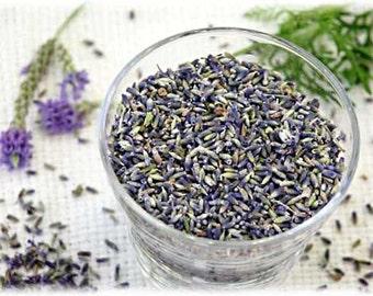 Dried Lavender Flowers Organic Tea Confetti Weddings Natural Herbs