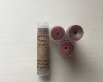 Beet Stain Tinted Lip Balm