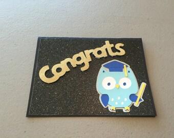 Graduation Card, Congrats Grad