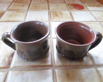 Matching mugs