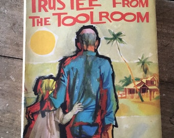 Nevil Shute - trustee from the toolroom - 1960s novel - A town like Alice - adventure story