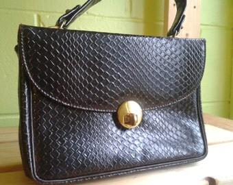 50s  Small Boxy Handbag