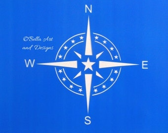 List 5 Nautical stencils *Free gift with every order*