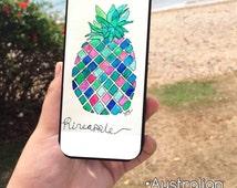 Phone case -Pineapple