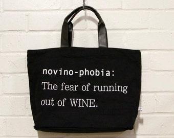 Tote- The perfect tote Novino-phobia