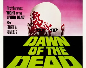 Dawn of the Dead A1 Poster