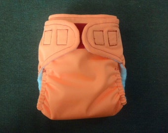 Fitted Cloth Diaper - Pocket