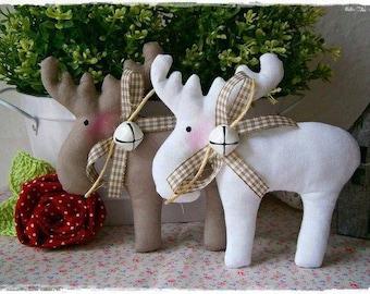 Little adorable reindeer- Christmas decoration