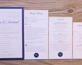 royal wedding invite | etsy, Wedding invitations