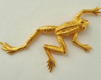 J.J. frog pin