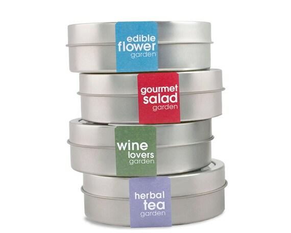 pocket gardens – garden – gift package – garden seeds - raised bed