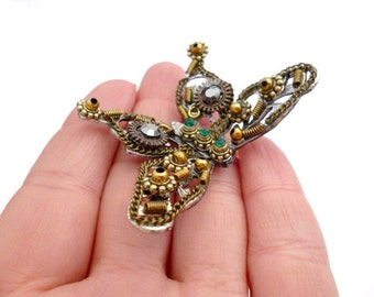 Steampunk Butterfly Ring_R011249_Rings_Steampunk Fashion_Gift Ideas