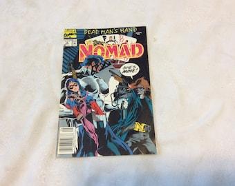 1992 Marvel Comics NOMAD